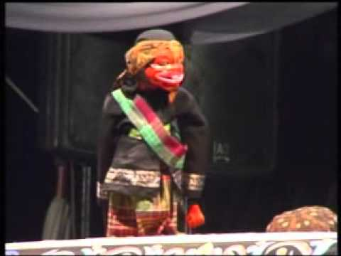 Wayang Golek - Cepot Sareng Ohang 01 04 video