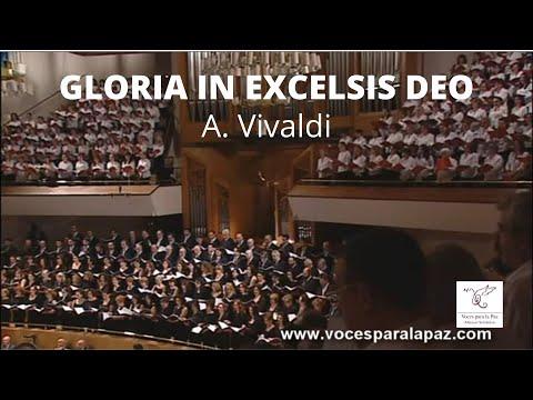 GLORIA IN EXCELSIS DEO. Antonio Vivaldi. Director: Antonio Fauró