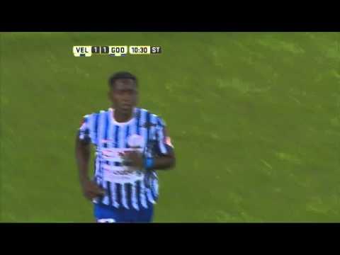 A lo campeón: Godoy Cruz reaccionó, goleó a Vélez y es puntero