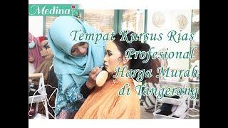 Medina Kursus Tata Rias : Kursus Les Make Up Murah di Tangerang