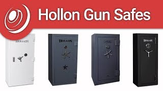 Hollon Gun Safe Security Rating Comparisons