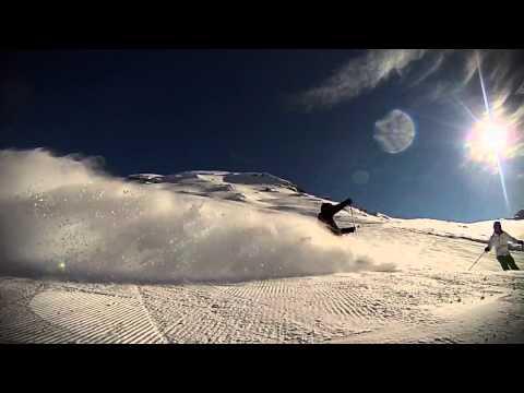Wintersport Valmeinier 2013 GoPro