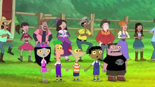 Download Lagu Phineas and Ferb - Square Dance Gratis STAFABAND