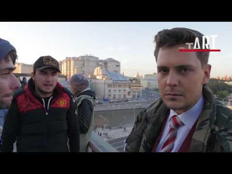 Смотри как снимался «Отель Элеон» на START.ru