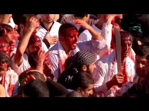 Lebanon: Ashura celebrations - no comment