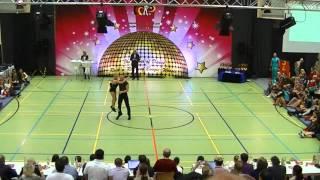 Ayline Spielmann & Hannes Ullrich - Schwäbische Meisterschaft 2015