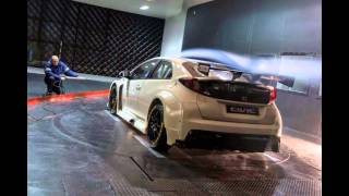 Honda Civic Type-R Racing Spec | 2015 Geneva Motor Show