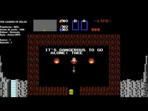 [FR] 01 - Aventure suivie The Legend of Zelda - Episode 1 thumbnail