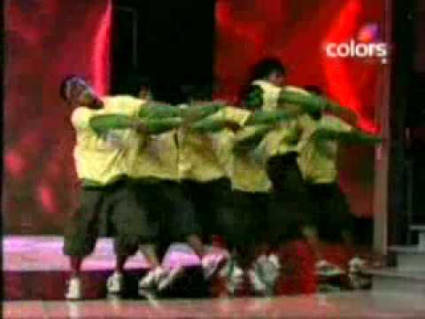 Rohan And Group At India's Got Talent Finals video