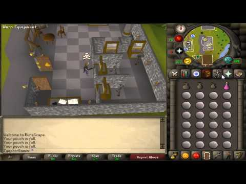 Oldschool Runescape 600k+/Hour Money Making Guide