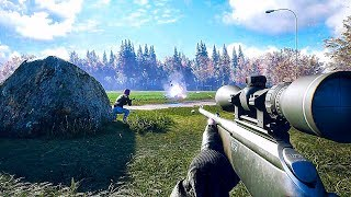 GENERATION ZERO - Official Gameplay Trailer (New Open World Survival Game 2019)