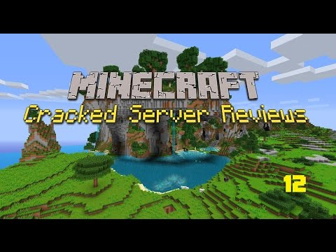 Minecraft Server Reviews: 1.8 Cracked [NO HAMACHI] 24/7 No whitelist Survival ep 12