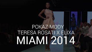 Teresa Rosati i Elixa w Miami