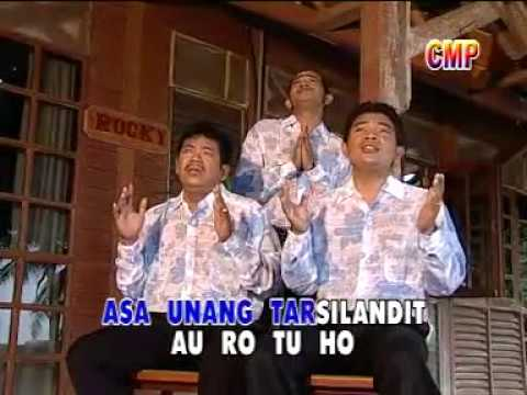 Trio Relasi - Sai Togu Au Tuhan - (Album Rohani Patogu Haporseaon)