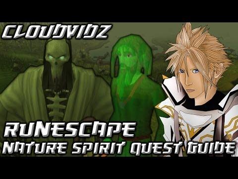 Runescape Nature Spirit Quest Guide HD