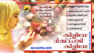 Mappila Pattukal Old Is Gold | Kiliye Dikr Padi Kiliye  | Malayalam Mappila Songs Jukebox