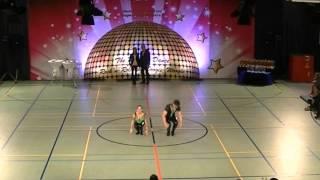 Julia Nicklas & Mathias Krieger - Schwäbische Meisterschaft 2015