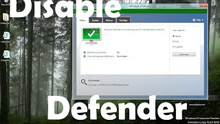 how to permanently disable windows defender in windows 10-disable windows defender in windows 10