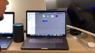 Executing Amazon Alexa Commands on Mac and Windows