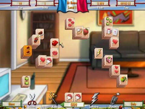 Paris Mahjong (Gameplay)