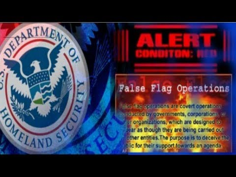 A CLOSER LOOK at FBI Boston Marathon Bombing False Flag