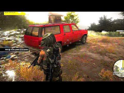 GHOST RECON WILDLANDS - The Predator Gameplay Mission Walkthrough (2017)