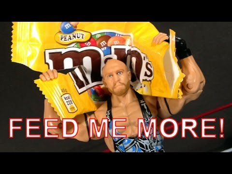 RYBACK WWE Elite Collection Series 21 Action Figure Review