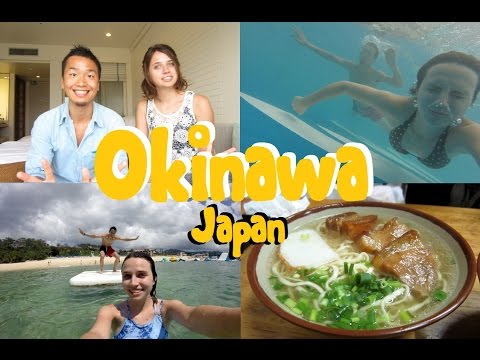 Our Dream Summer Vacation in Okinawa, Japan (ちょっと早い沖縄の夏休み)