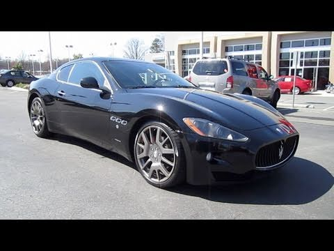 2009 Maserati Gran Turismo Start Up, Exhaust, and In Depth Tour