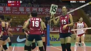 100921 2nd Asian Cup CHN vs KOR 3/6