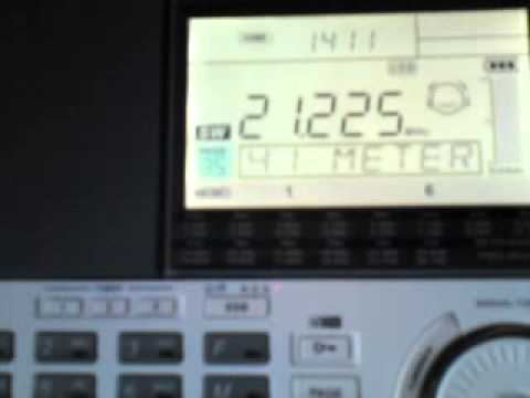 Ham Radio DX - 15m - from Lebanon