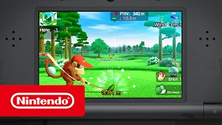 Mario Sports Superstars – Hole in one trailer (Nintendo 3DS)