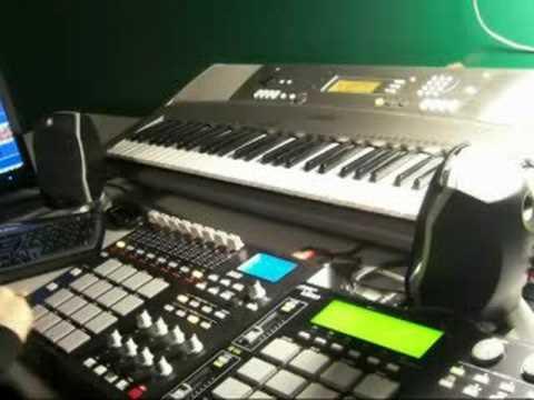 Mpd32 Improvisation