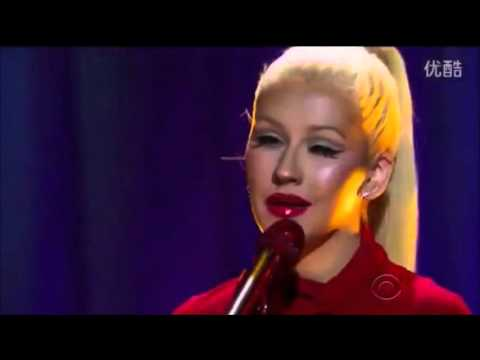 "Christina Aguilera - Beautiful (Live 2015 Christmas) / ""No Talking"
