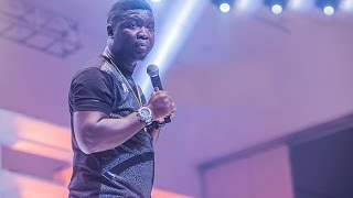 Seyi Law most outstanding Comedy performance