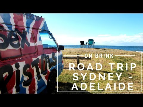 40 Tage Road Trip | Road Trip Sydney - Adelaide #1