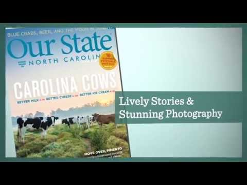 Our State: Travel, Food, and Culture in North Carolina