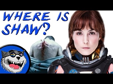 Alien: Covenant - Where is Shaw?
