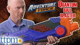 Adventure Force Tactical Strike Quantum Ball Blaster from Prime Time Toys