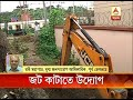 Govt plans to make a foot way beside collapse part of Majherhat bridge