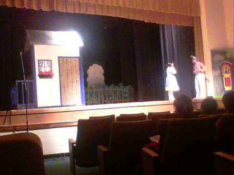 Thomson High School Wizard of Oz 2014! Intro Pt 1