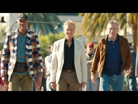 Last Vegas Trailer - Michael Douglas, Morgan Freeman