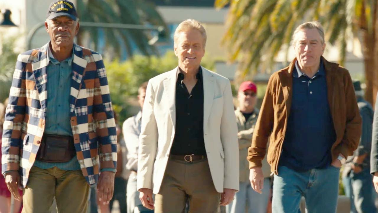 Last Vegas Trailer Michael Douglas Morgan Freeman Youtube