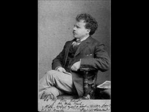 Frederic Lamond (1868-1948): Schubert-Liszt - Erlkönig