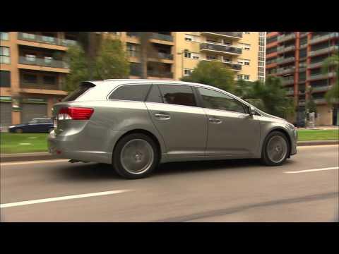 Toyota Avensis (2012) - Impressionen I
