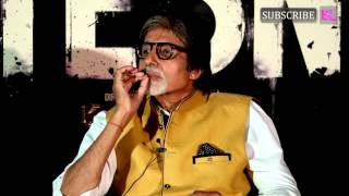 TE3N Movie Trailer Launch | Amitabh Bachchan | Vidya Balan | Full Video | Part 5