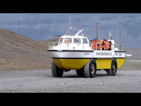 LARC 5 amphibious vehicle