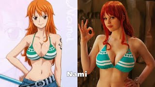 One Piece Real Life Cosplay Characters