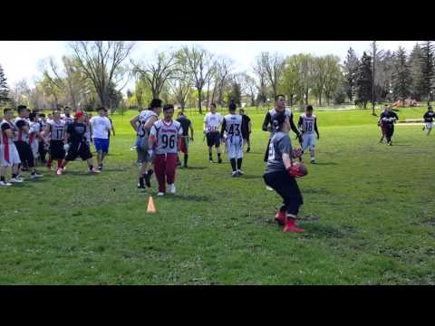 Brotherz Vs D O D Scrimmage May 1 2016
