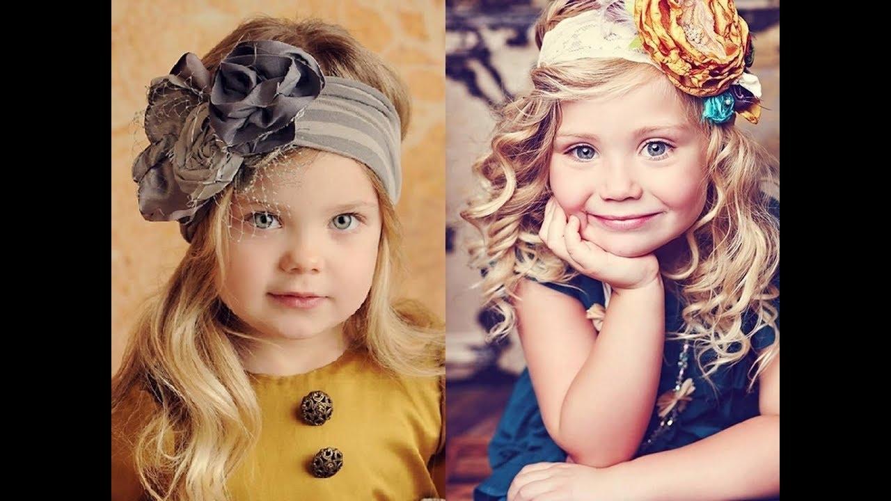 Фото красивых причесок для детей